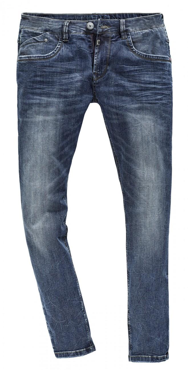 timezone herren jeans costellotz tight fit blau. Black Bedroom Furniture Sets. Home Design Ideas