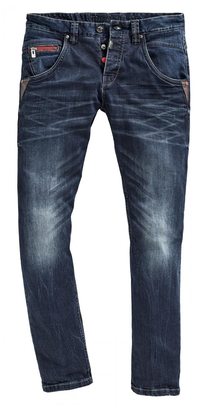 timezone herren jeans regular harold rough regular fit. Black Bedroom Furniture Sets. Home Design Ideas