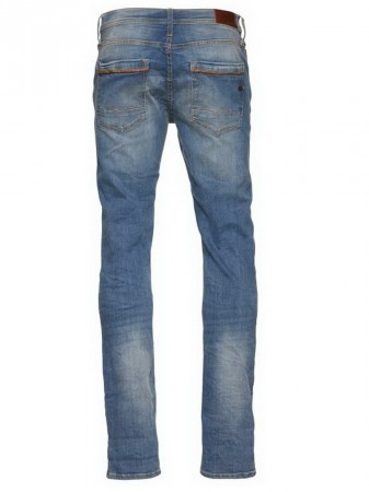 54c8e21cd Details about Blend Men's Jeans Twister - Slim Fit - Blue - Denim Middle  Blue