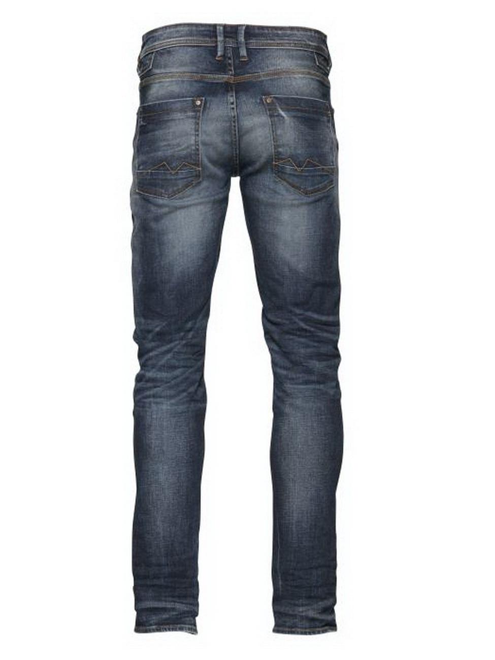blend herren jeans jet slim fit blau denim dark blue. Black Bedroom Furniture Sets. Home Design Ideas