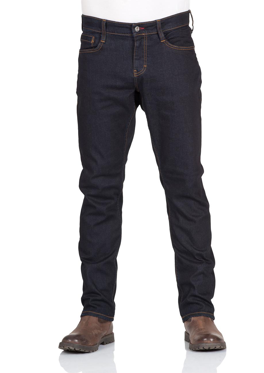 mustang herren jeans oregon tapered blau rinse ebay. Black Bedroom Furniture Sets. Home Design Ideas