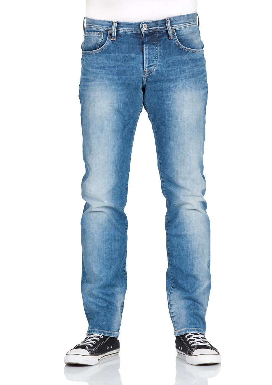 pepe jeans herren jeans cane slim fit blau streaky vintage used kaufen jeans direct de. Black Bedroom Furniture Sets. Home Design Ideas