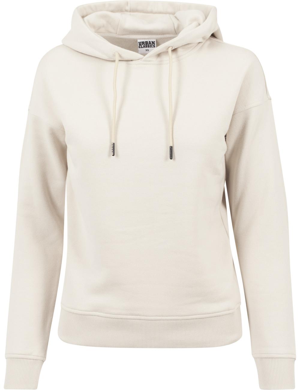 Urban Classics Damen Sweater Hoody L, Sand (20208)