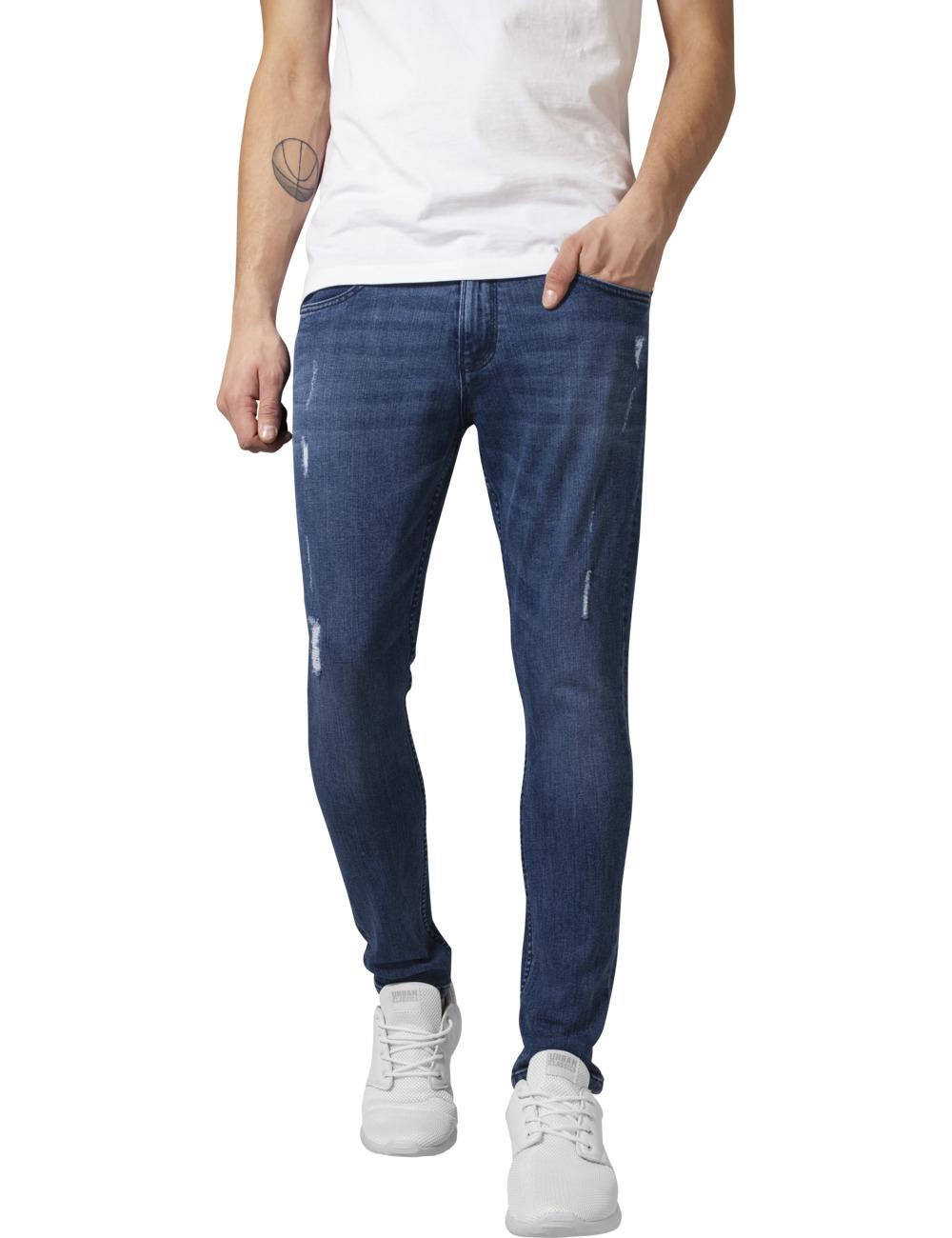 urban classics herren jeans skinny ripped stretch skinny fit kaufen jeans direct de. Black Bedroom Furniture Sets. Home Design Ideas