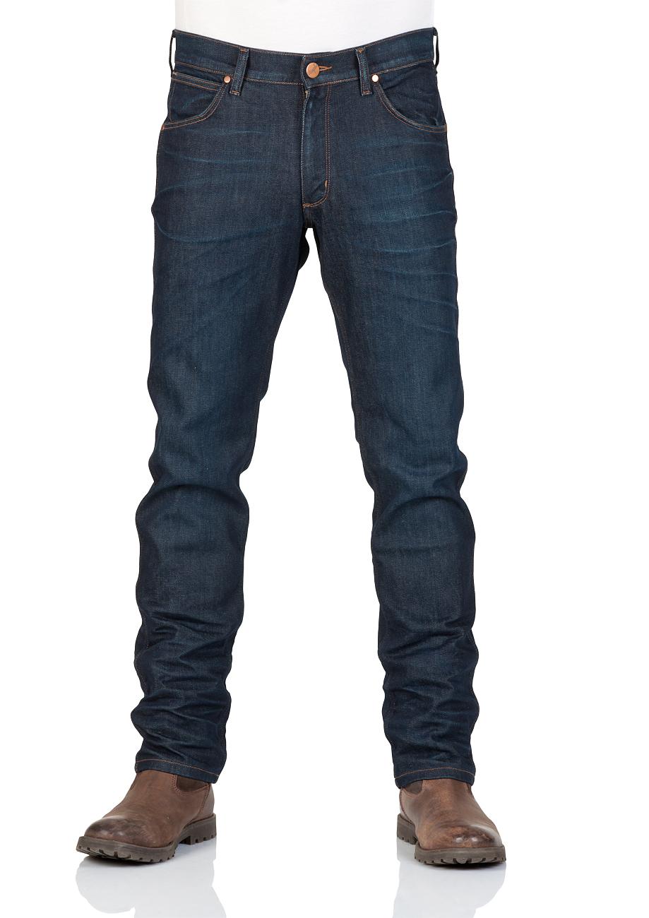 wrangler herren jeans greensboro regular fit rinse resin ebay. Black Bedroom Furniture Sets. Home Design Ideas