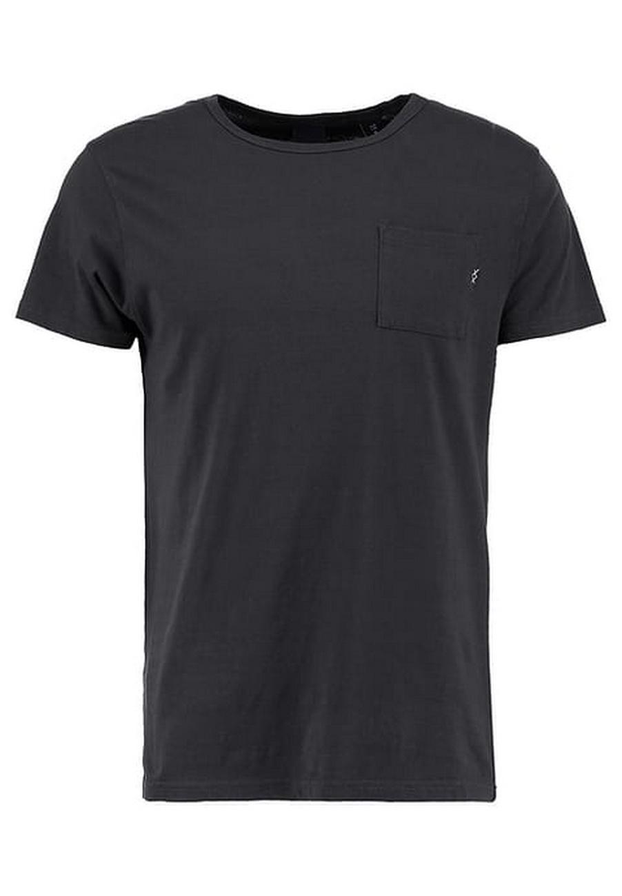 scotch soda herren t shirt ams blauw mit brusttasche ebay. Black Bedroom Furniture Sets. Home Design Ideas