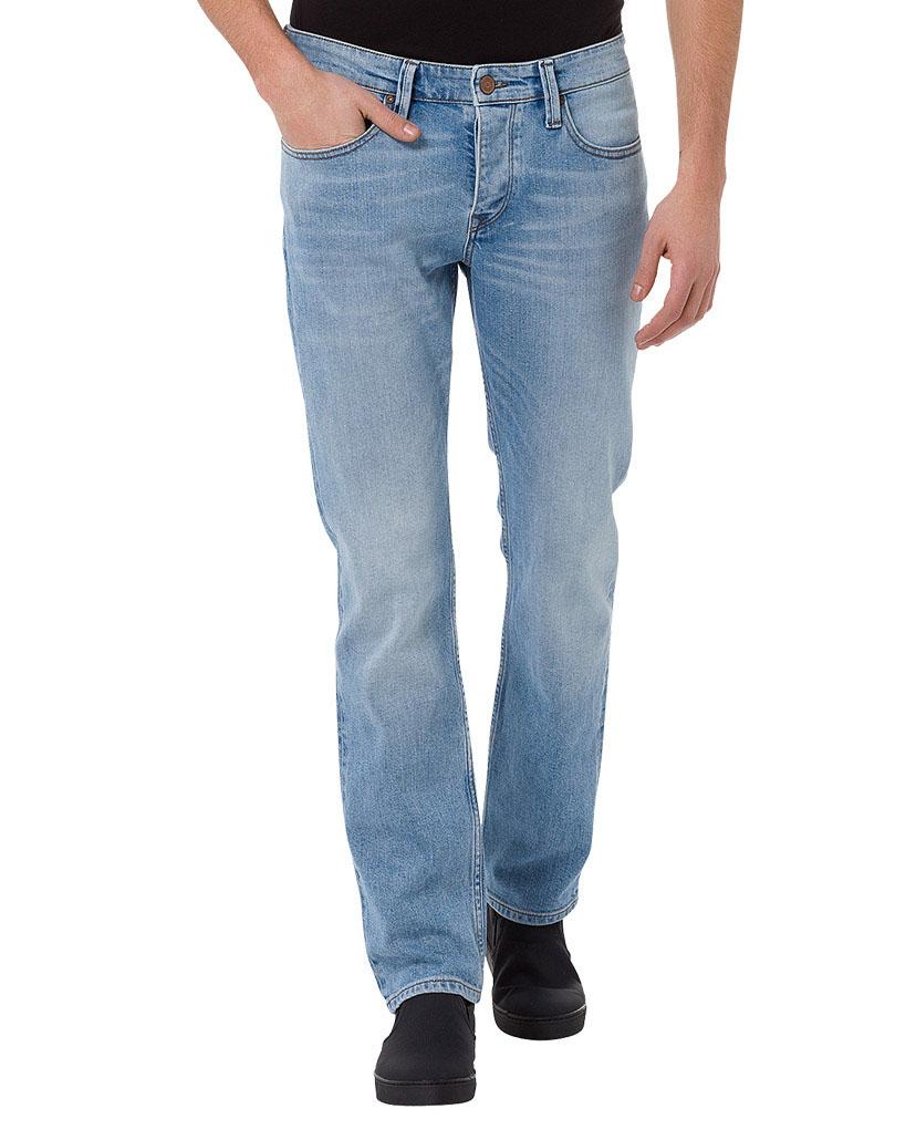 cross herren jeans dylan regular fit blau blue used kaufen jeans direct de. Black Bedroom Furniture Sets. Home Design Ideas