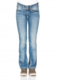 Streaky Worn Denim (000)