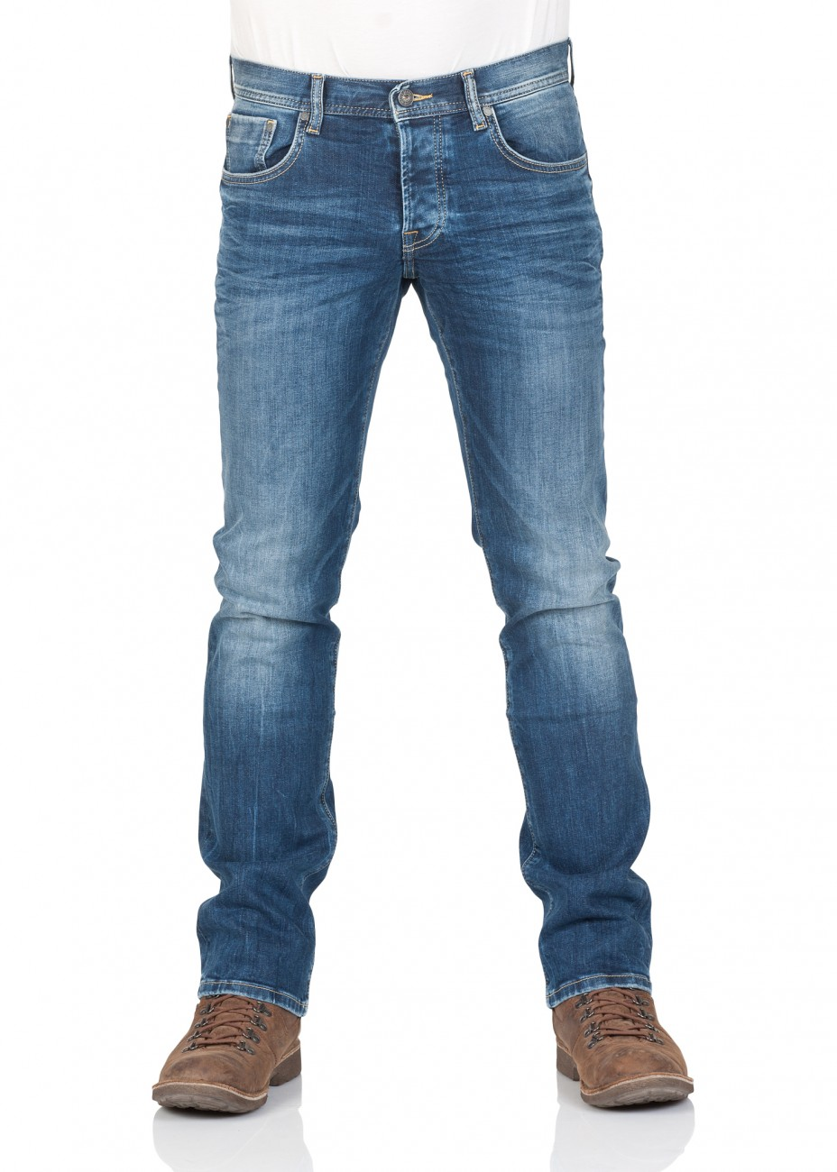 pepe jeans herren jeans dawson bootcut blau blue. Black Bedroom Furniture Sets. Home Design Ideas