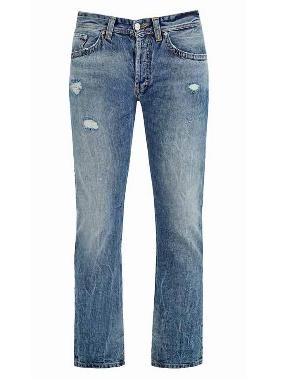 ltb herren jeans hollywood slim straight blau. Black Bedroom Furniture Sets. Home Design Ideas