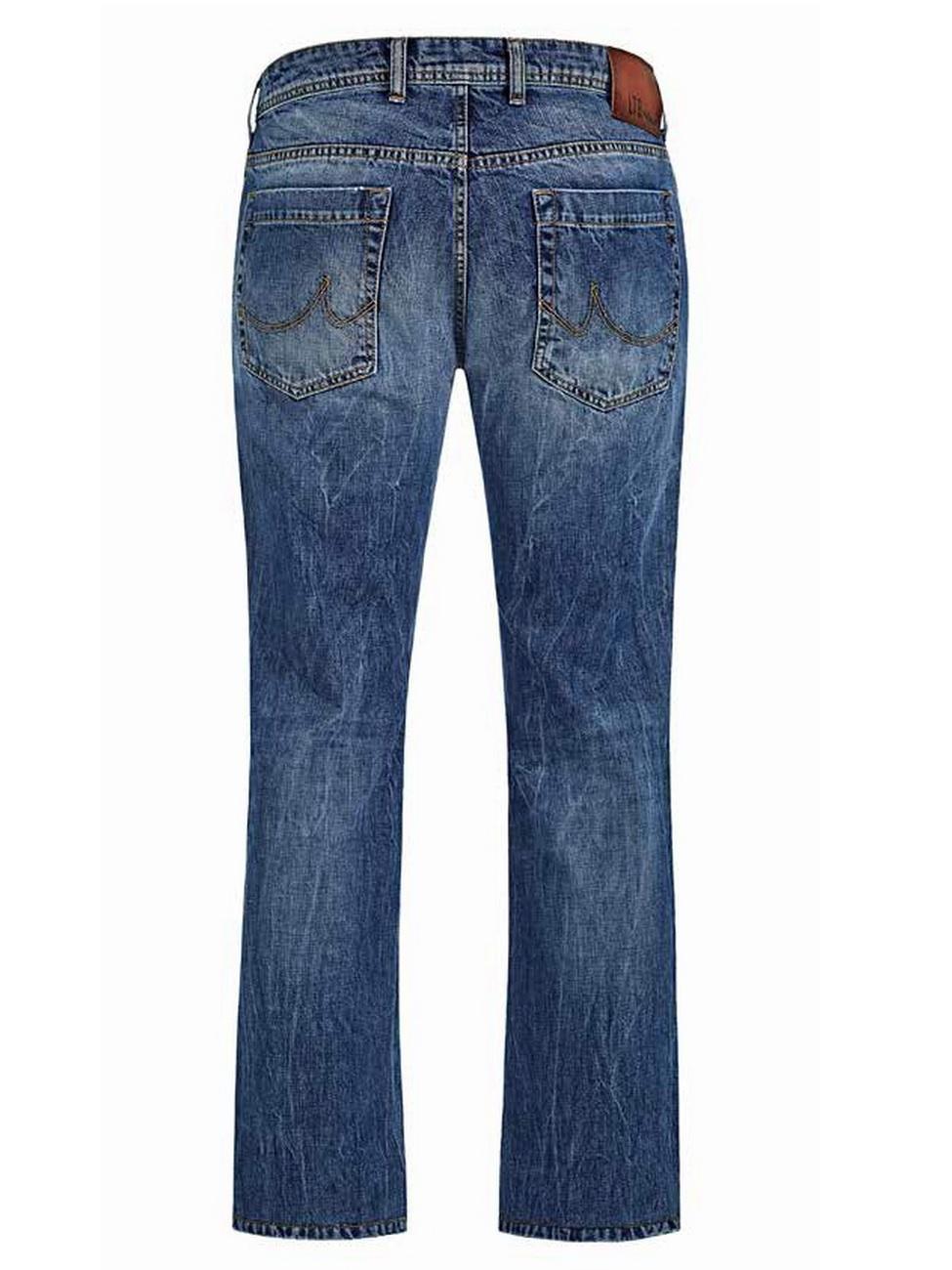 ltb herren jeans paul straight fit blau headow wash kaufen jeans direct de. Black Bedroom Furniture Sets. Home Design Ideas