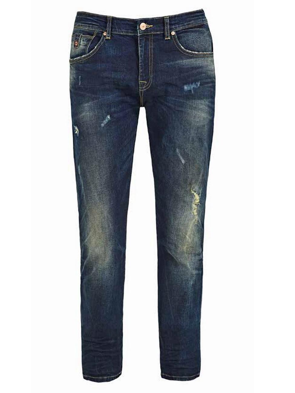 ltb herren jeans joshua slim fit blau arcton wash ebay. Black Bedroom Furniture Sets. Home Design Ideas