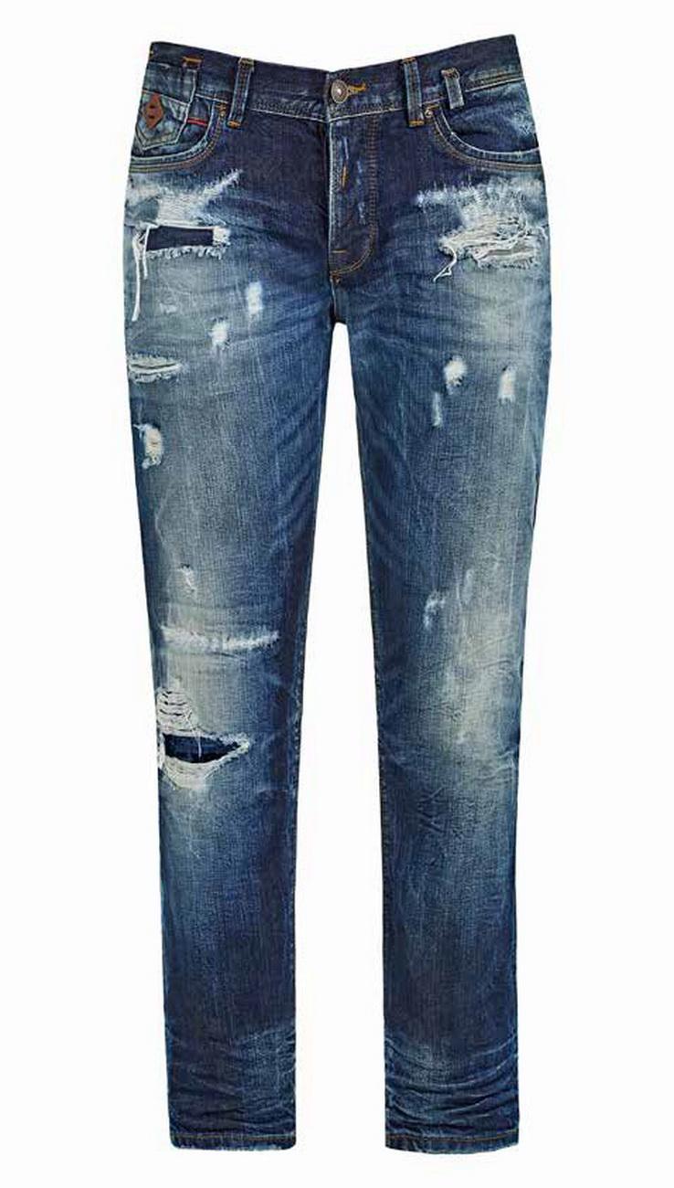 ltb herren jeans servando x tapered fit blau sitara. Black Bedroom Furniture Sets. Home Design Ideas