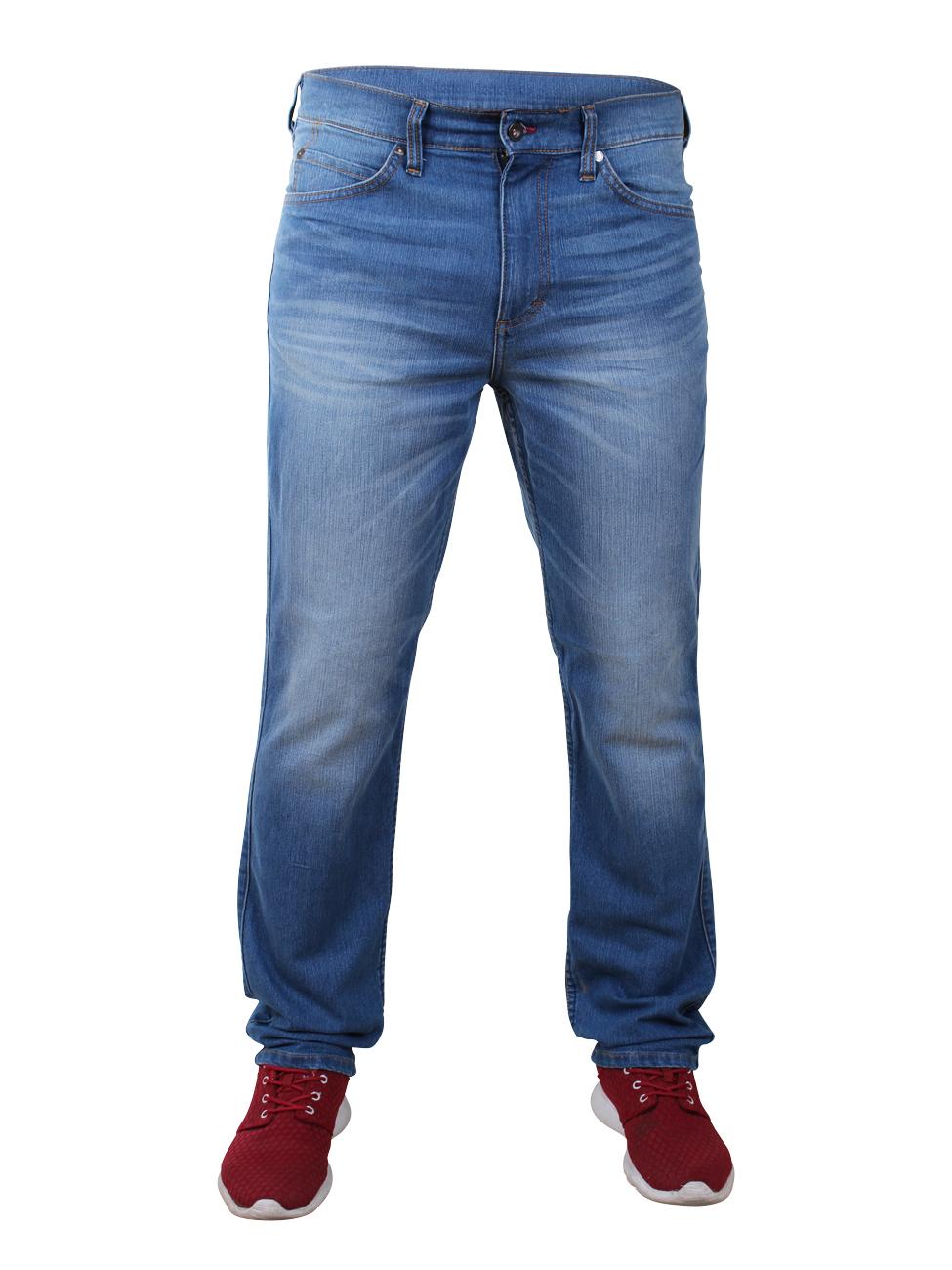 Mustang herren tapered jeans tramper
