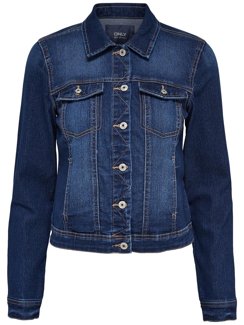 only damen jeansjacke onlwesta dnm jacket pimf1702 kaufen. Black Bedroom Furniture Sets. Home Design Ideas