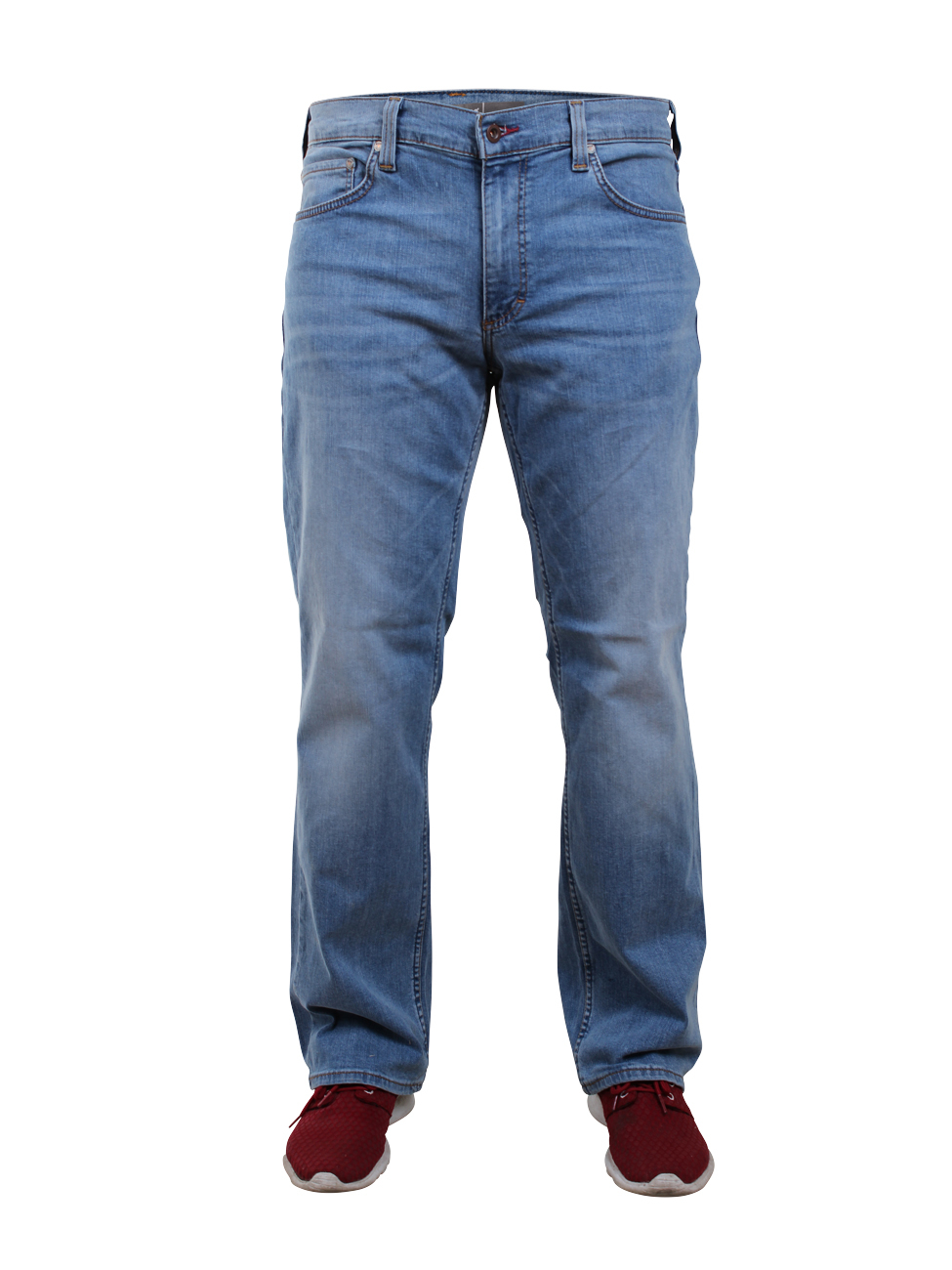 mustang herren jeans big sur regular fit blau bleached ebay. Black Bedroom Furniture Sets. Home Design Ideas