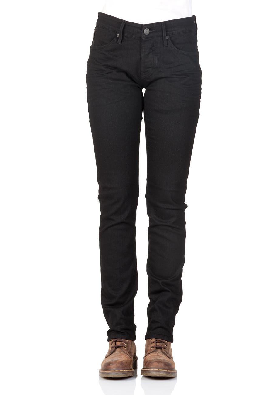 mavi herren jeans yves slim fit schwarz black coated ultra move kaufen jeans direct de. Black Bedroom Furniture Sets. Home Design Ideas