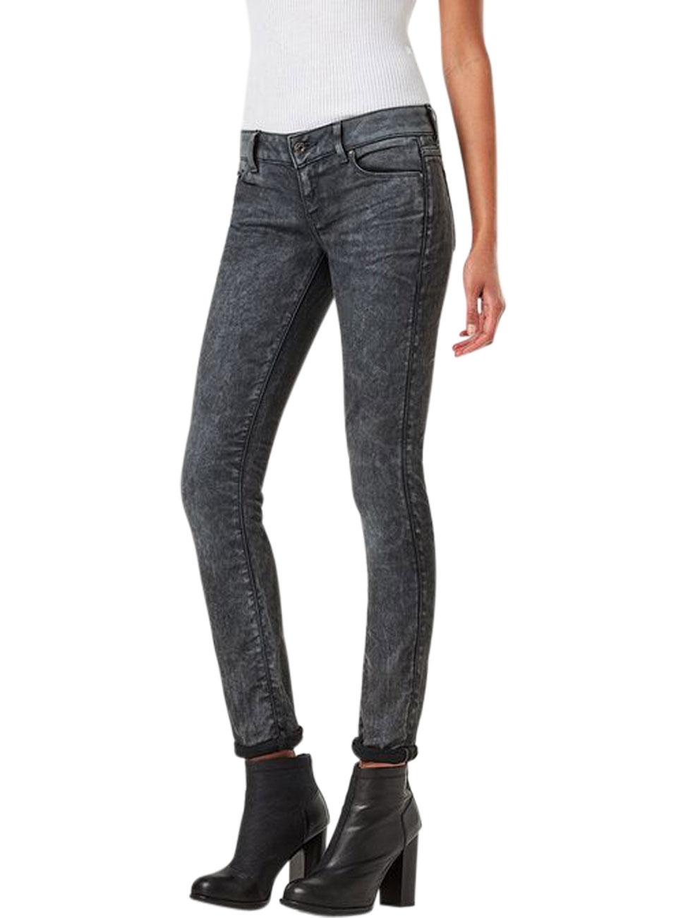 skinny low waist jeans damen. Black Bedroom Furniture Sets. Home Design Ideas