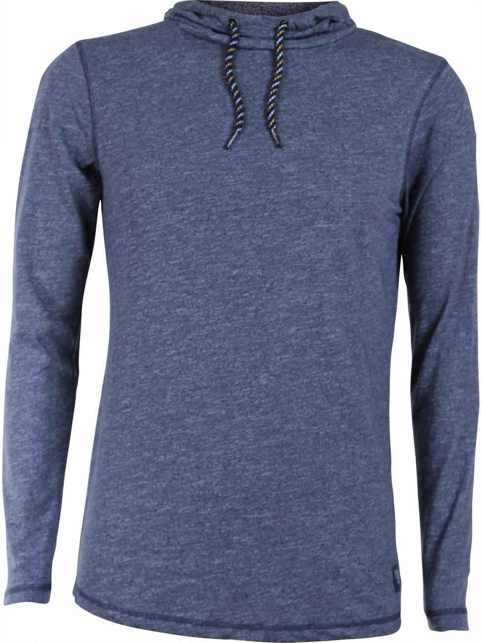 tom tailor denim herren langarmshirt mit kapuze kaufen. Black Bedroom Furniture Sets. Home Design Ideas