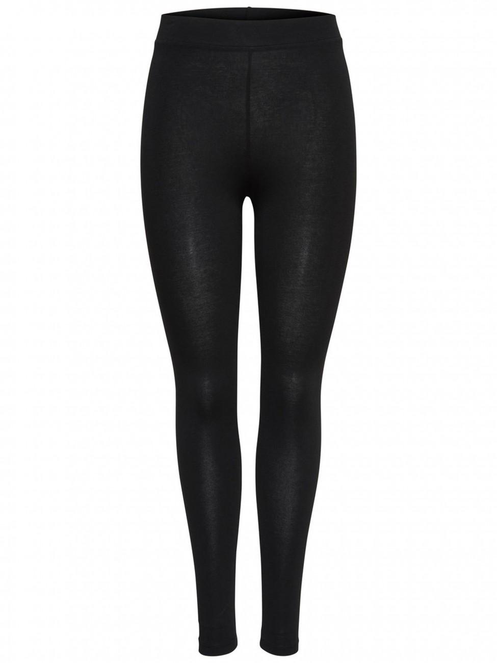 Only Damen Leggings onlLIVE LOVE NEW XS, Black ...
