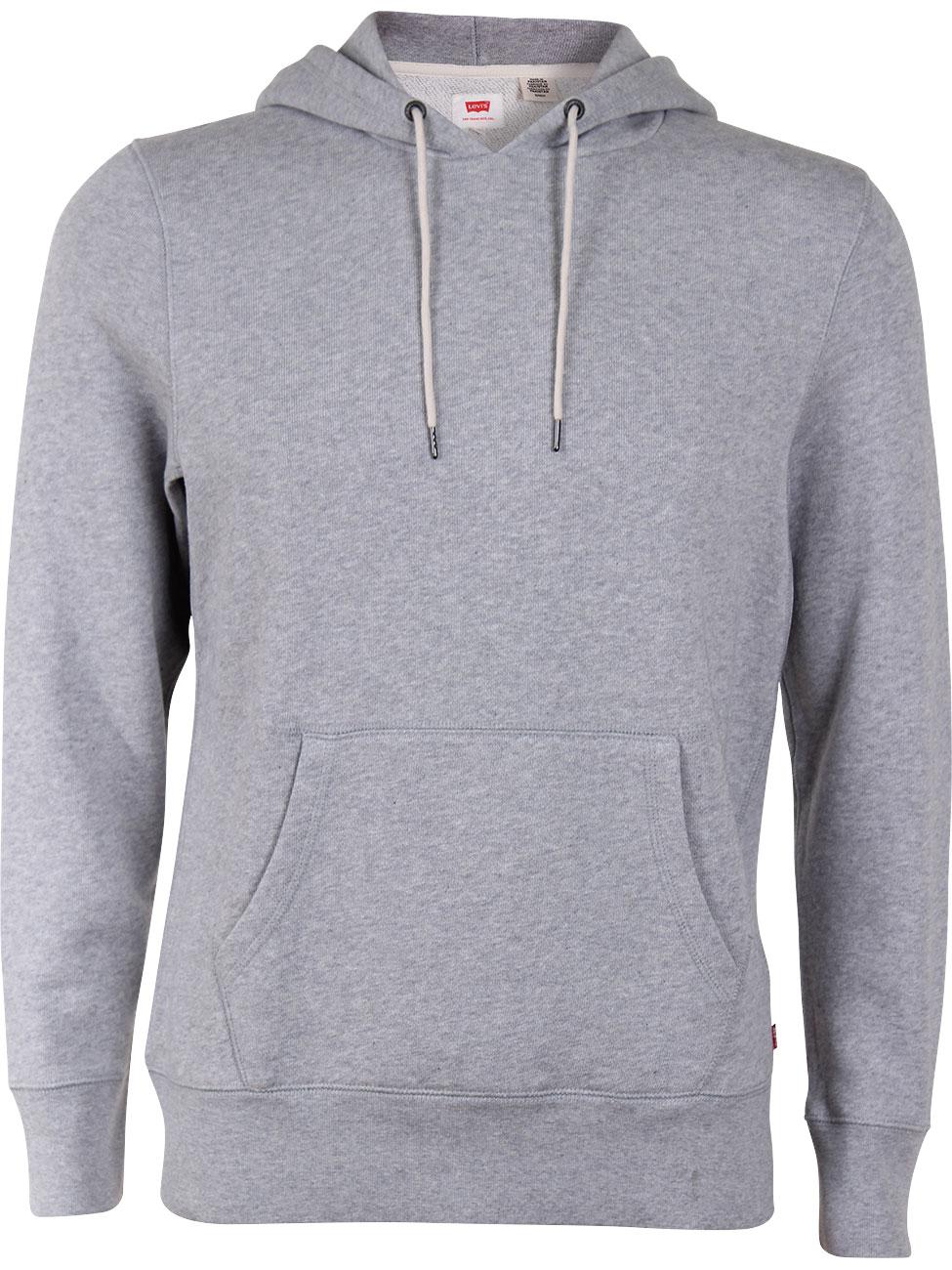 levi 39 s herren kapuzensweater original pullover hoodie ebay. Black Bedroom Furniture Sets. Home Design Ideas