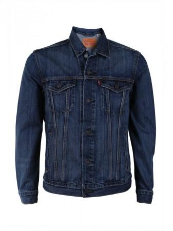 levi 39 s homme veste en jeans the trucker jacket regular. Black Bedroom Furniture Sets. Home Design Ideas
