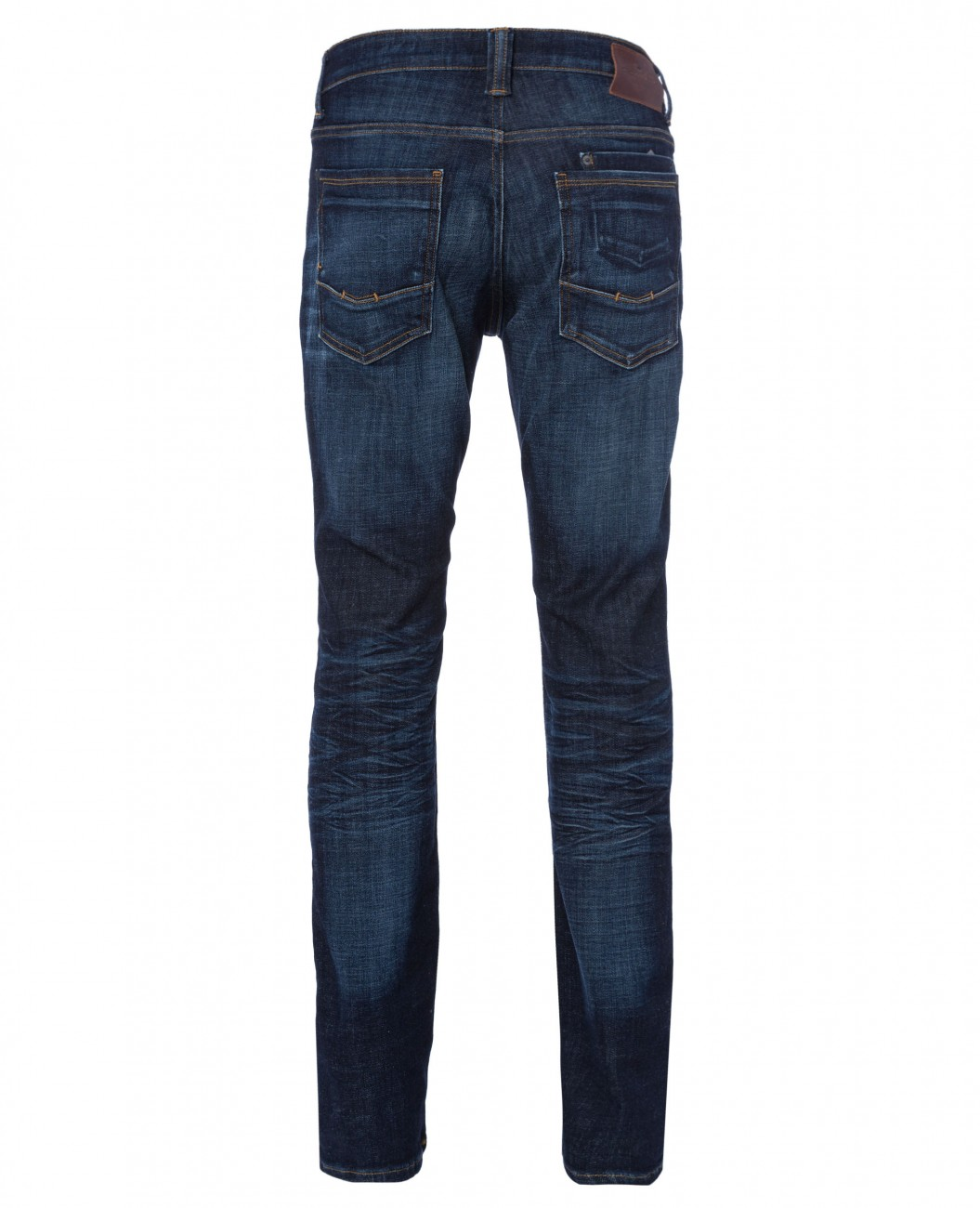 cross herren jeans dylan regular fit blau deep blue kaufen jeans direct de. Black Bedroom Furniture Sets. Home Design Ideas