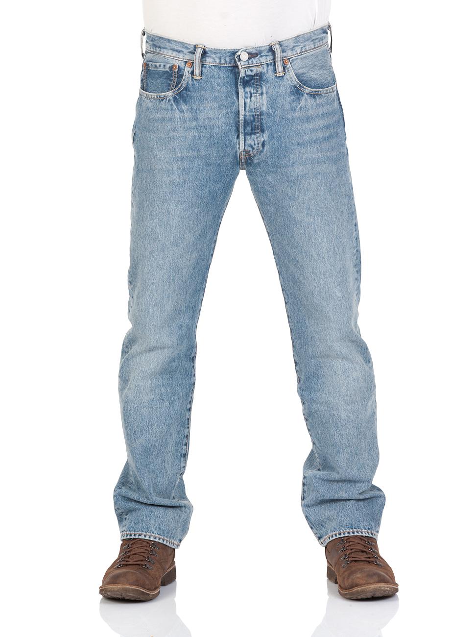 levi 39 s herren jeans 501 original fit blau crosby kaufen jeans direct de. Black Bedroom Furniture Sets. Home Design Ideas