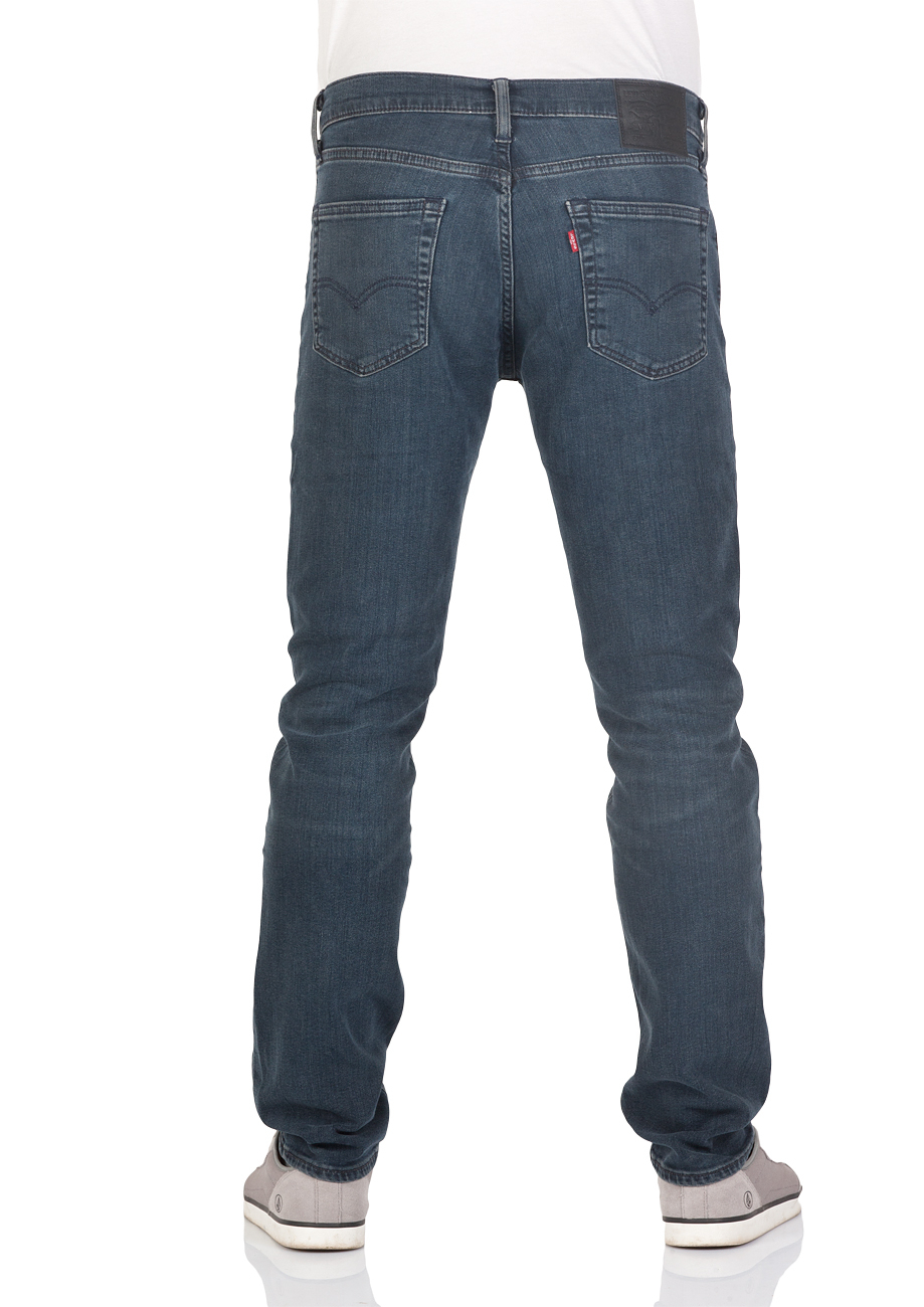levi 39 s herren jeans 511 slim fit blau headed south kaufen jeans direct de. Black Bedroom Furniture Sets. Home Design Ideas