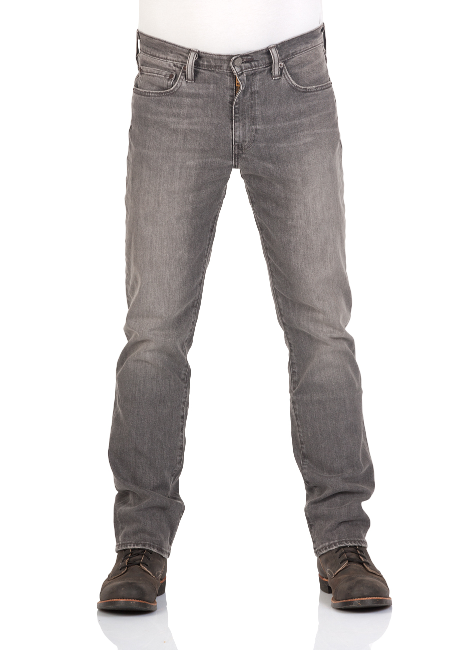 levi 39 s herren jeans 511 slim fit grau berry hill. Black Bedroom Furniture Sets. Home Design Ideas