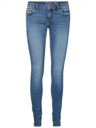 b87f3a565a10 Details about Noisy May Women's Jeans nmeve LW Pocket Piping Jeans vi878 -  Super Slim Fit