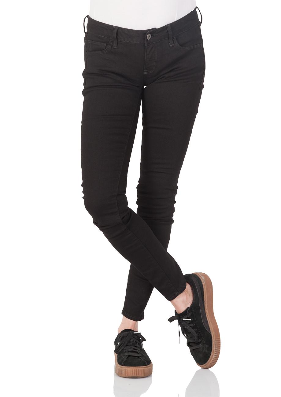 g star damen jeans 3301 deconst low skinny skinny fit. Black Bedroom Furniture Sets. Home Design Ideas