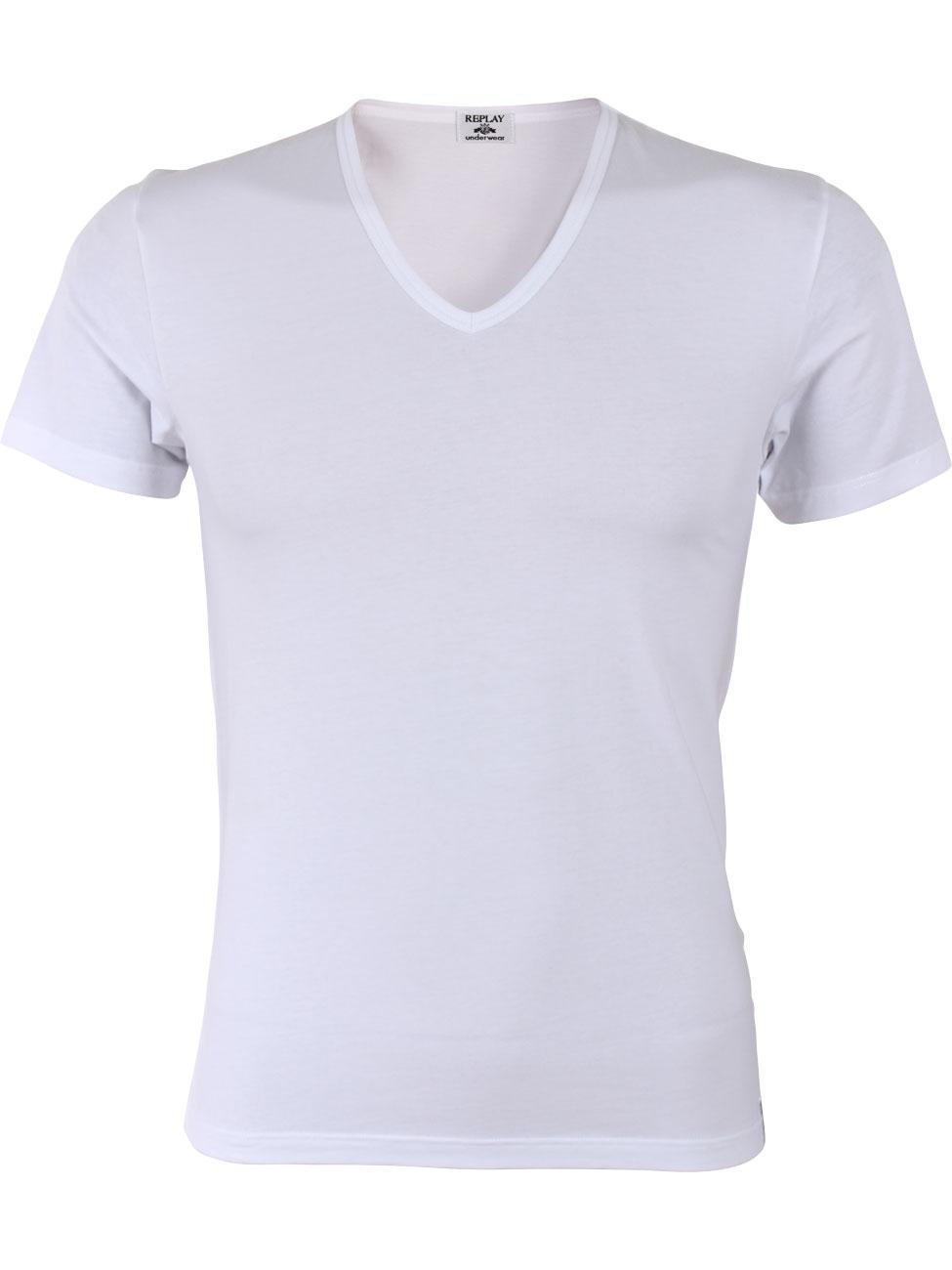 replay herren v neck t shirt kaufen jeans direct de. Black Bedroom Furniture Sets. Home Design Ideas