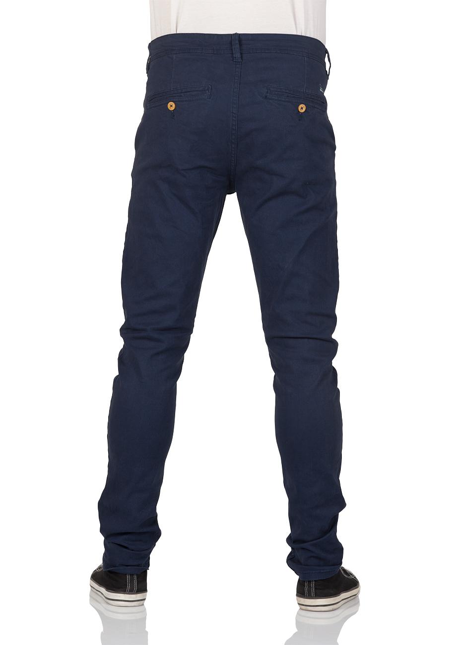 blend herren chino hose slim fit blau navy kaufen jeans direct de. Black Bedroom Furniture Sets. Home Design Ideas