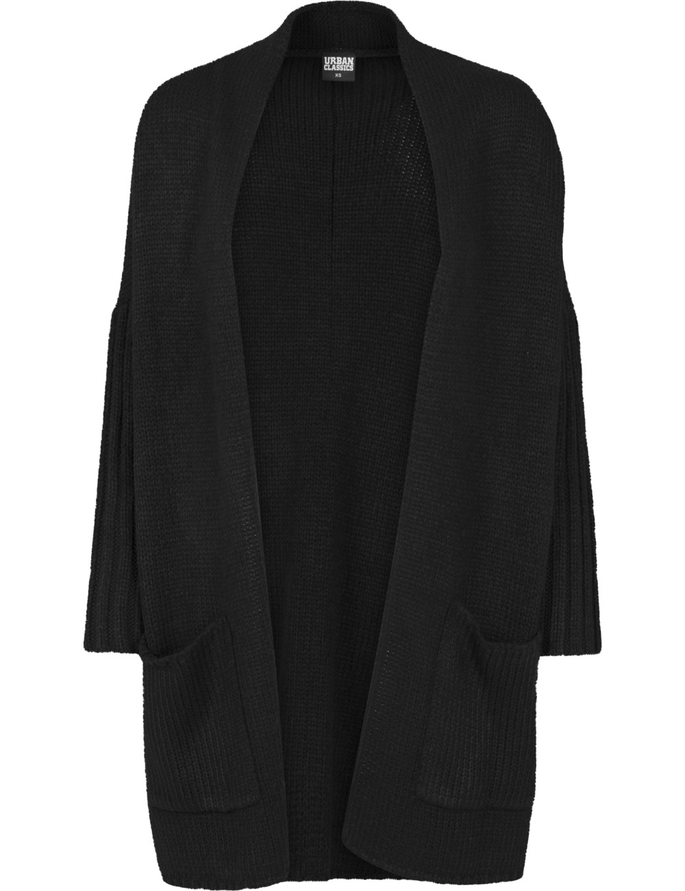 Urban Classics Damen Strickjacke Oversized Cardigan