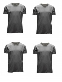 Light Grey Melange (12058529) - O-Neck