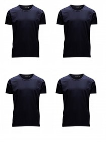 Navy Blue (12058529) - O-Neck