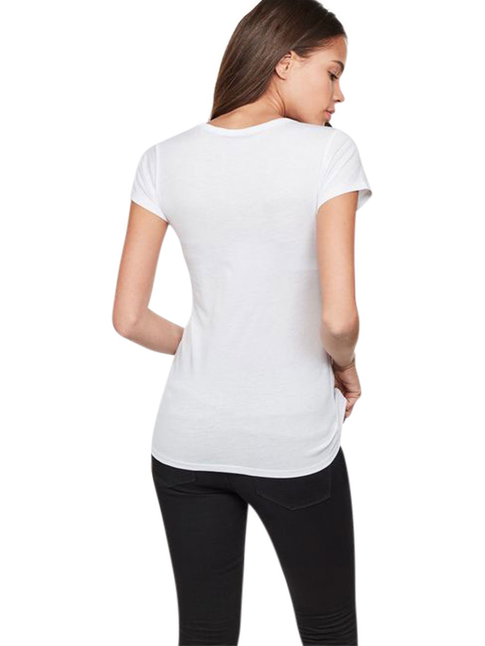 G-Star Damen T-Shirt Monthon - Slim Fit