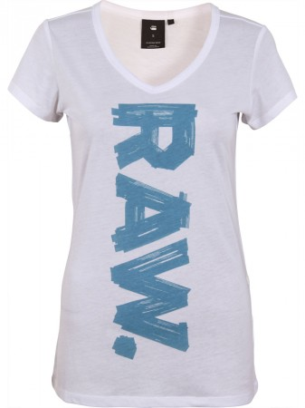 G-Star Damen T-Shirt Thilea - Slim Fit