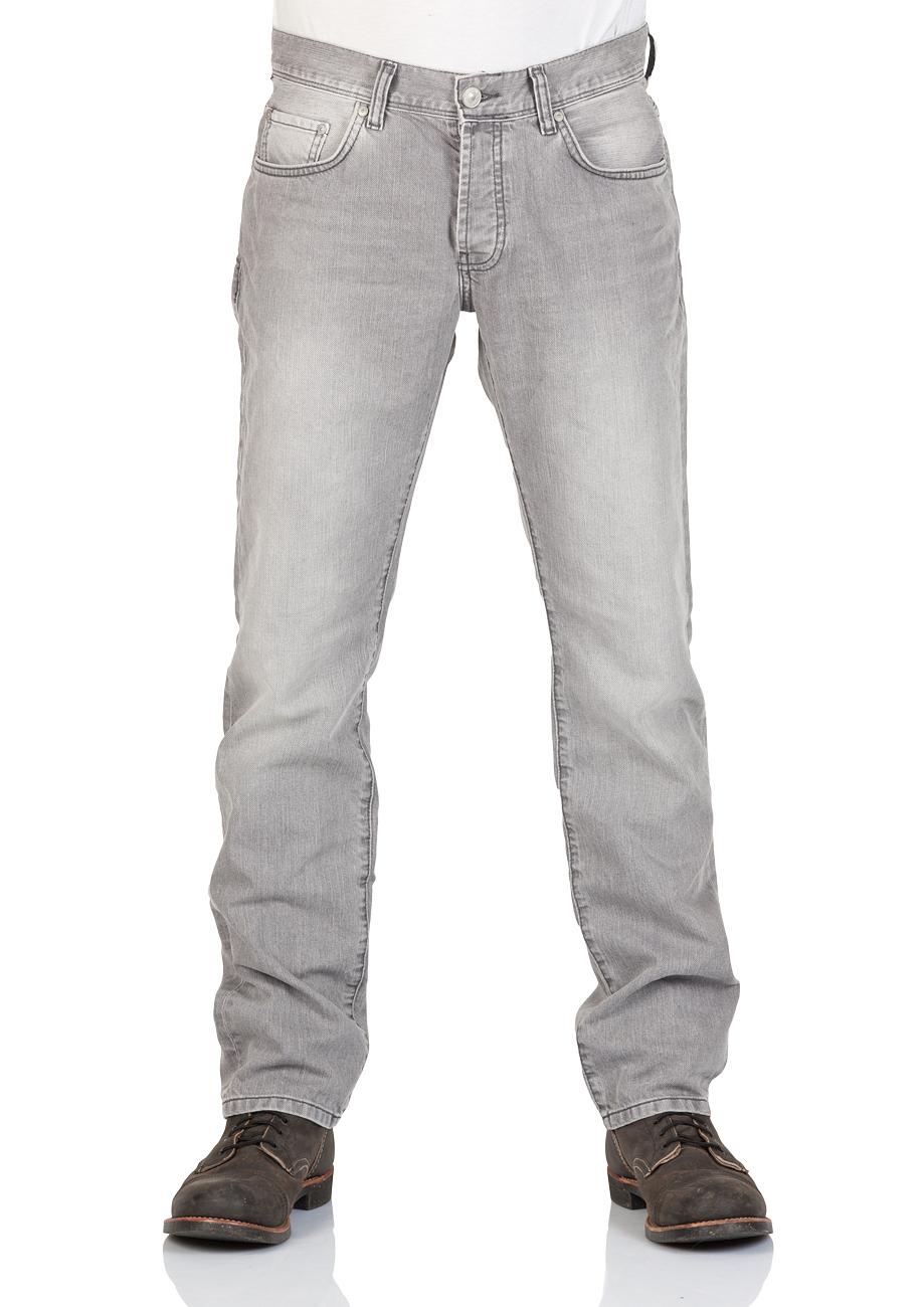 LTB Herren Jeans Sawyer - Slim Fit - Grau - Grey Fiw Wash