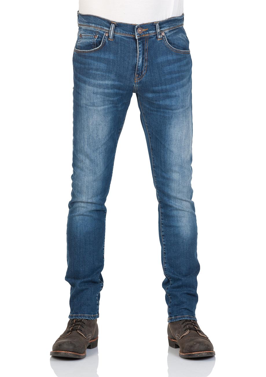 ltb herren jeans louis super slim fit blau manner wash ebay. Black Bedroom Furniture Sets. Home Design Ideas
