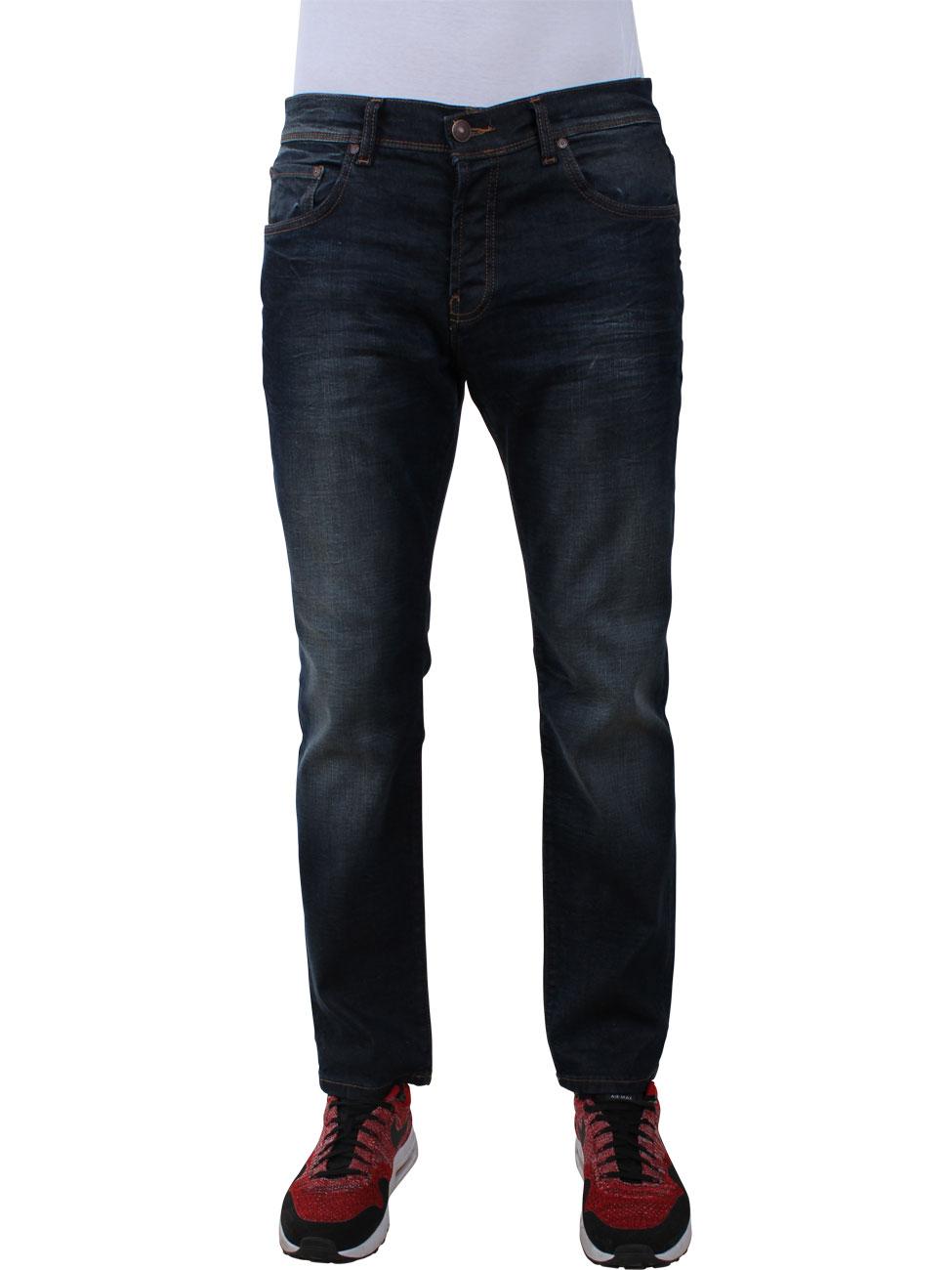 ltb herren jeans sawyer slim fit blau worship wash. Black Bedroom Furniture Sets. Home Design Ideas