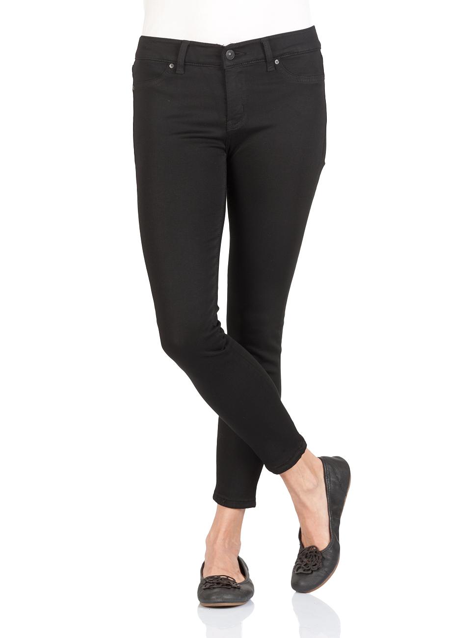 Damen Jeans Lonia Super Skinny Fit weiß Normaler Bund Reißverschluss LTB Jeans 3uUgkaEB