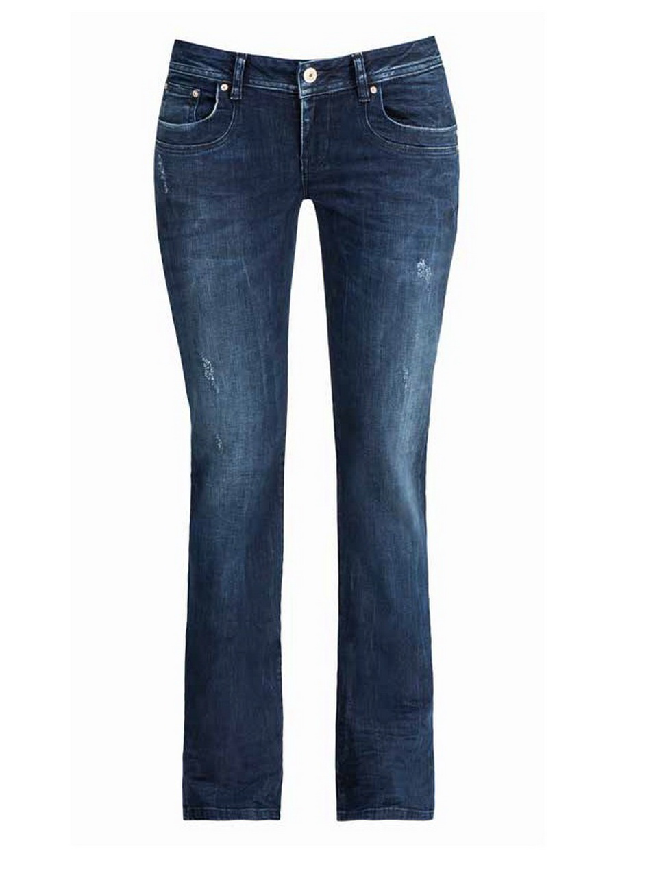ltb damen jeans valerie bootcut blau hilla wash kaufen jeans direct de. Black Bedroom Furniture Sets. Home Design Ideas