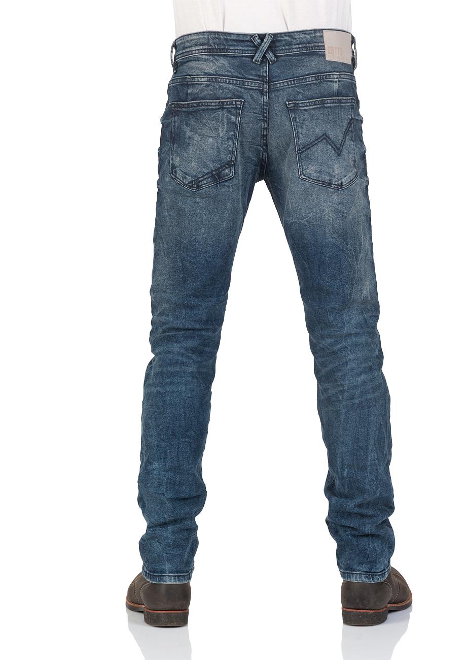 tom tailor denim herren jeans piers super slim fit blau blue denim kaufen jeans direct de. Black Bedroom Furniture Sets. Home Design Ideas
