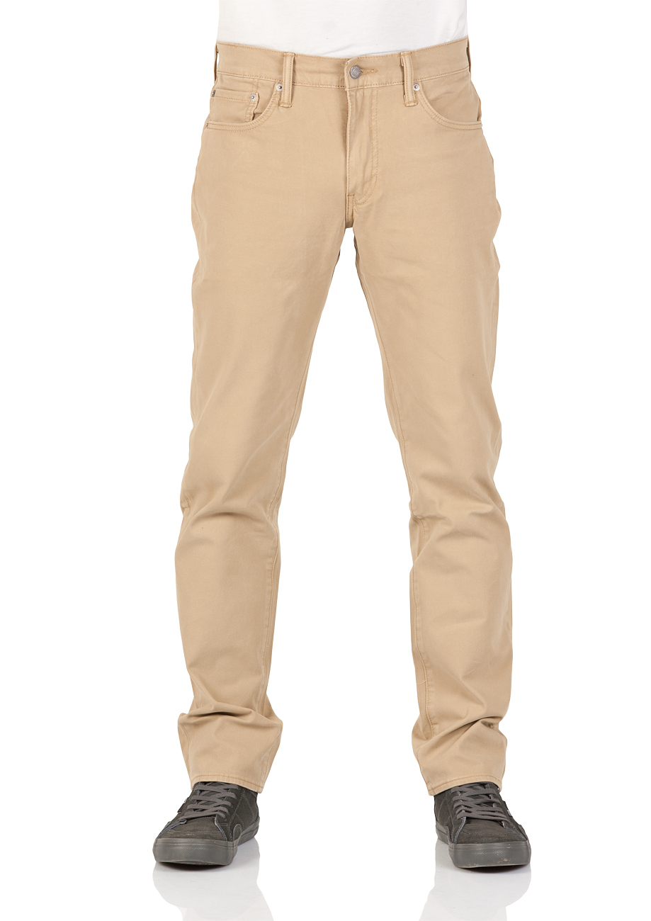 Levis® Herren Jeans 511® - Slim Fit - Beige - Harvest Gold