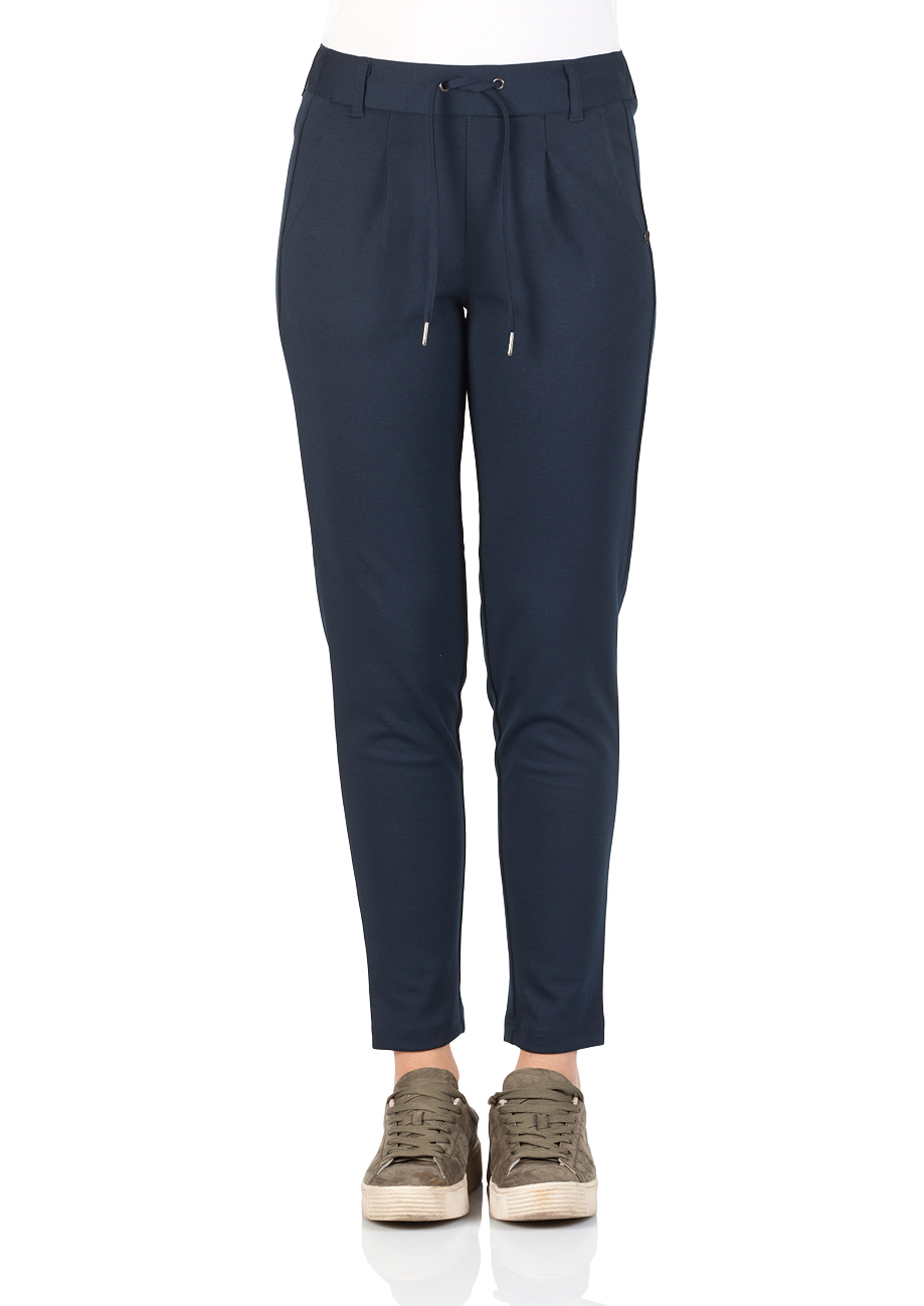 tom tailor denim damen hose knitted trackpant ebay. Black Bedroom Furniture Sets. Home Design Ideas