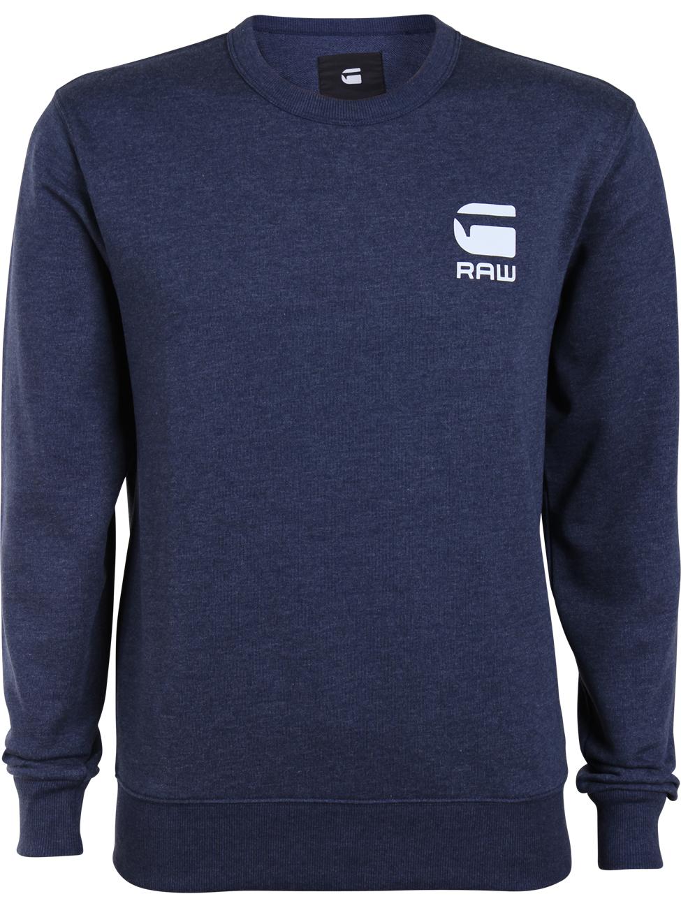 G-Star Herren Rundhals Sweater Doax