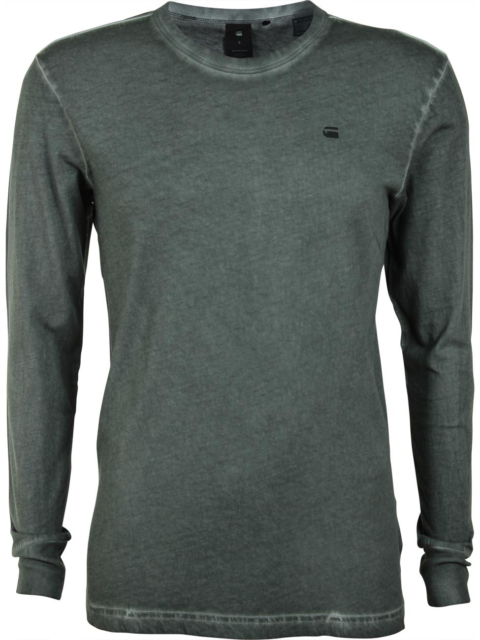 G-Star Herren Langarm-Shirt Youn jersey