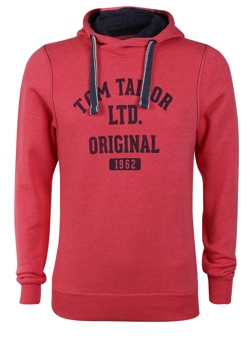 Tom Tailor Herren Kapuzensweater On Stock